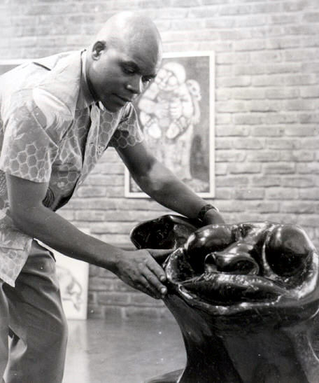 Lucas SITHOLE in 1968 with LS6817